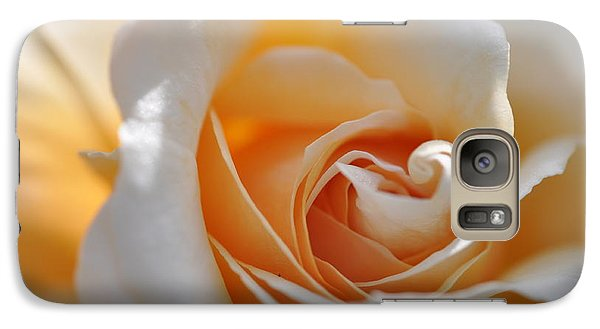 Galaxy Case featuring the photograph Pegasus Rose  by Sabine Edrissi