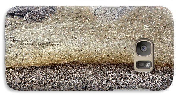 Pele's Hair Galaxy S7 Case by Michael Szoenyi