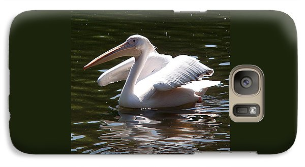 Pelican And Friend Galaxy S7 Case