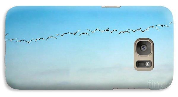 Pelican Flight Line Galaxy S7 Case