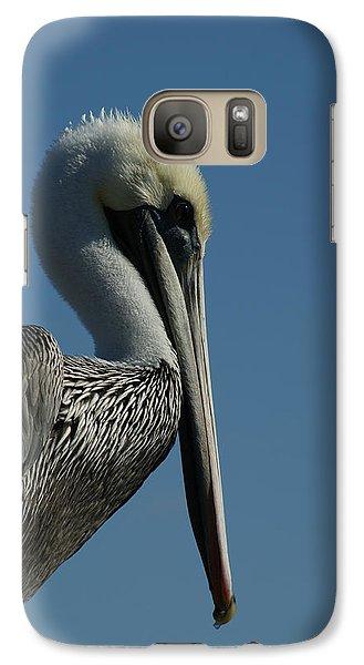 Pelican Profile 2 Galaxy Case by Ernie Echols