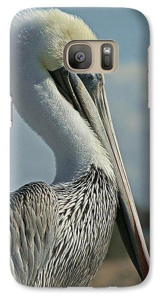 Pelican Profile 3 Galaxy S7 Case by Ernie Echols