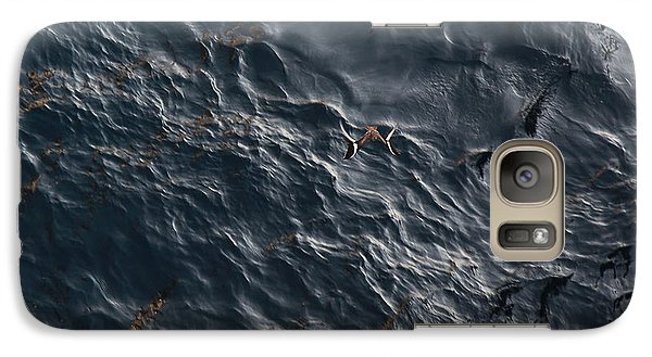 Galaxy Case featuring the photograph Penant Winged Nightjar 2 by Gregory Daley  PPSA