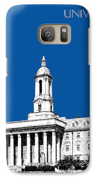 Penn State University - Royal Blue Galaxy Case by DB Artist