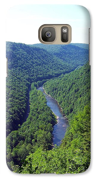 Galaxy Case featuring the photograph Pennsylvania Grand Canyon 3 by Tom Doud