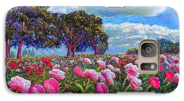 Peony Heaven Galaxy S7 Case
