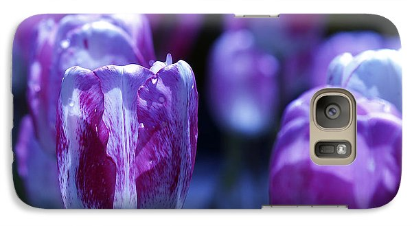 Galaxy Case featuring the photograph Peppermint Candies by Joe Schofield