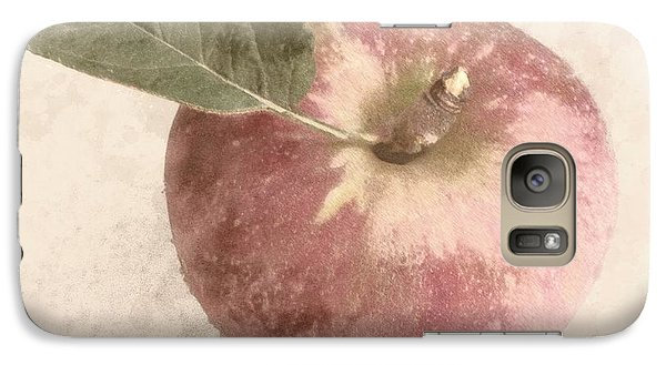 Galaxy Case featuring the photograph Perfect Apple by Photographic Arts And Design Studio