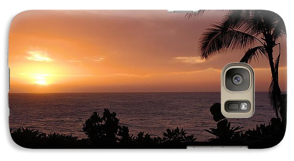 Galaxy Case featuring the photograph Perfect End To A Day by Suzanne Luft