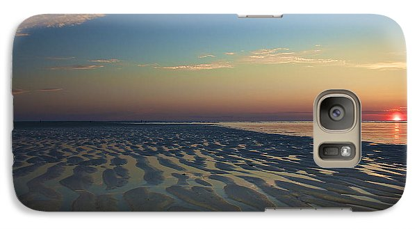 Galaxy Case featuring the photograph Perfect Ending by Amazing Jules