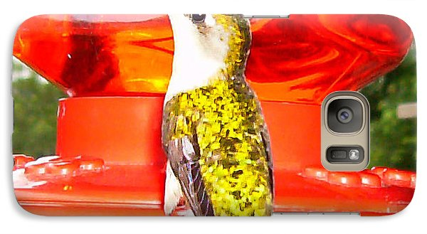 Galaxy Case featuring the photograph Perfect Pose by Nick Kirby