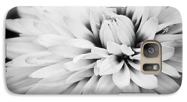 Galaxy Case featuring the photograph Petals by Nancy Dempsey
