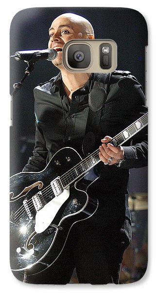 Galaxy Case featuring the photograph Peter Furler Newsboys by Don Olea