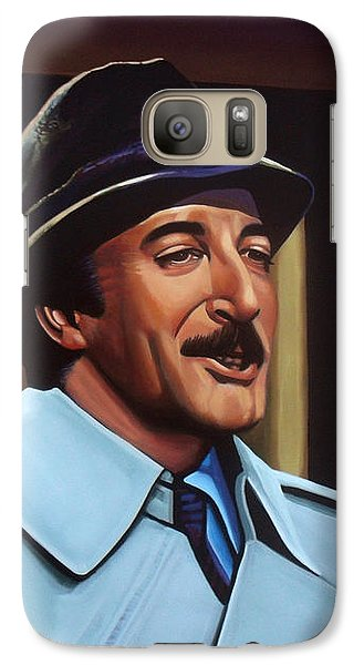 Peter Sellers As Inspector Clouseau  Galaxy S7 Case