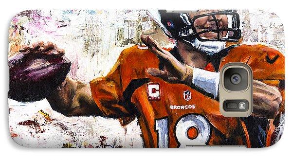 Peyton Manning Galaxy S7 Case