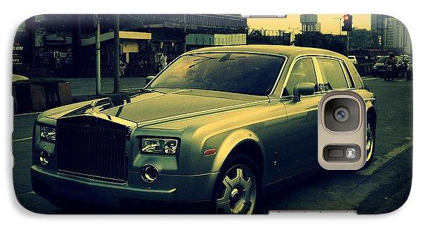 Galaxy Case featuring the photograph Rolls Royce Phantom by Salman Ravish