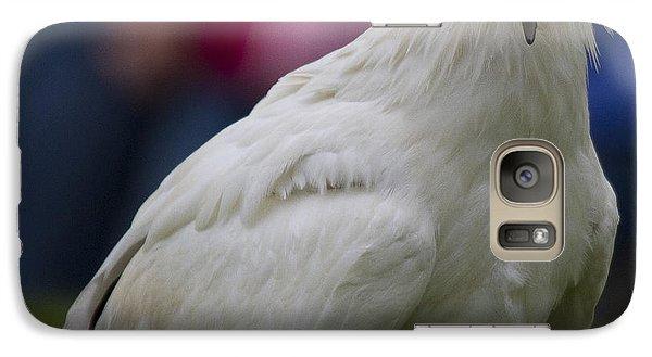 Pharaos Chicken 2 Galaxy S7 Case by Heiko Koehrer-Wagner