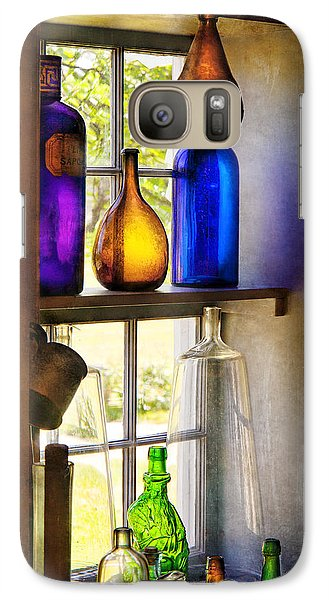 Pharmacy - Colorful Glassware  Galaxy S7 Case