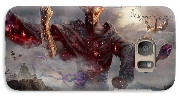 Magician Galaxy S7 Case - Phenax God Of Deception by Ryan Barger