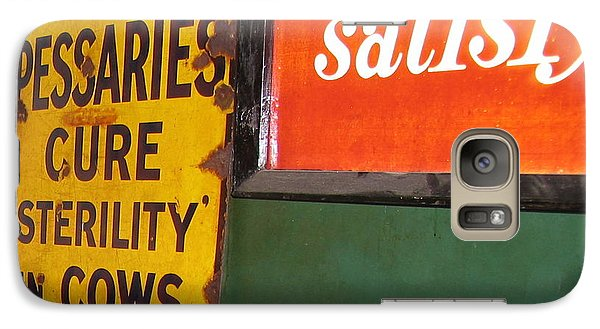 Galaxy Case featuring the photograph Phil Carrolls by Suzanne Oesterling