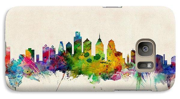 Philadelphia Skyline Galaxy S7 Case