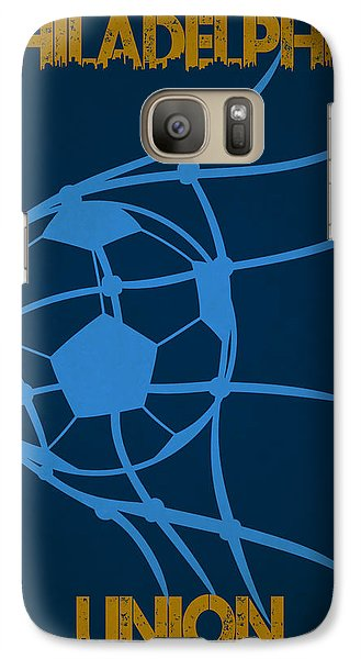 Philadelphia Union Goal Galaxy Case by Joe Hamilton