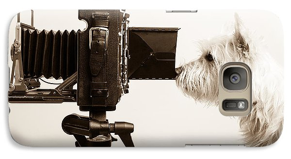 Pho Dog Grapher Galaxy S7 Case