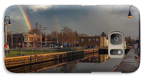 Phoenix Galaxy S7 Case - Phoenix Pot Of Gold by Everet Regal