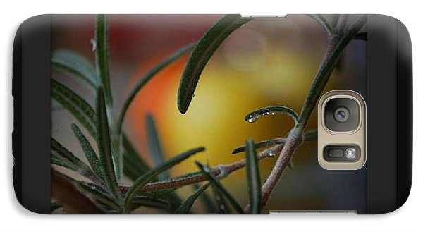 Galaxy Case featuring the photograph Photo For Your Soul... by Marija Djedovic