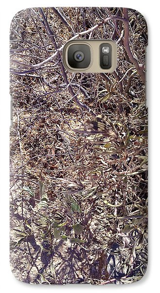 Galaxy Case featuring the photograph Phylum by Ramona Matei