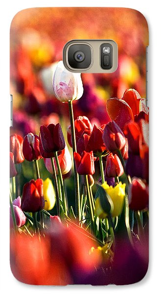 Galaxy Case featuring the photograph Pick Me by Ronda Kimbrow