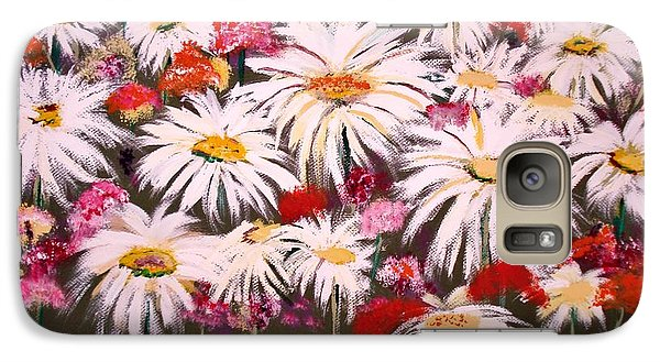 Galaxy Case featuring the painting Pick One For Me by Lori  Lovetere