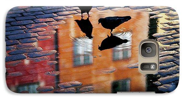 Pigeon Galaxy S7 Case - Pigeons by Allan Wallberg
