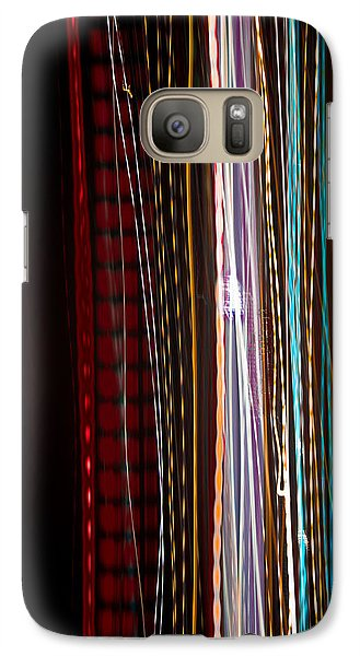 Galaxy Case featuring the photograph Pilgrimage Of Lights 1 by Joel Loftus