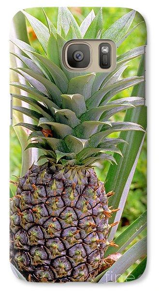 Pineapple Plant Galaxy S7 Case