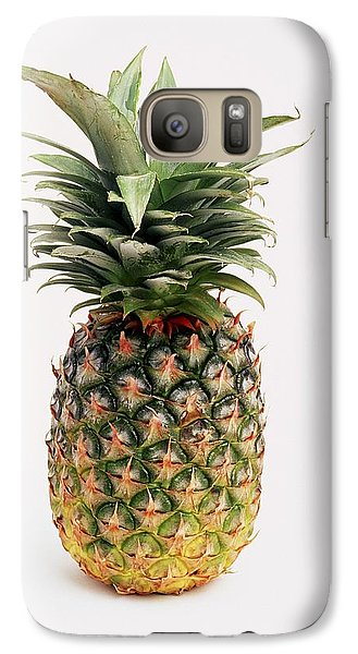Pineapple Galaxy S7 Case by Ron Nickel