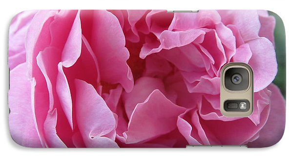 Galaxy Case featuring the photograph Pink Beauty by Pema Hou