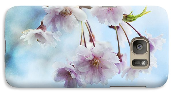 Galaxy Case featuring the photograph Pink Blossoms by Tammy Wetzel