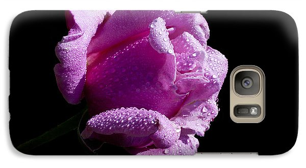 Galaxy Case featuring the photograph Pink Delight by Doug Norkum