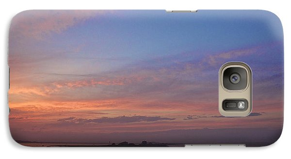 Galaxy Case featuring the photograph Pink Hues by Amazing Jules