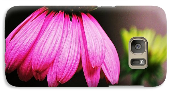 Galaxy Case featuring the photograph Pink Is A Colour... by Al Fritz