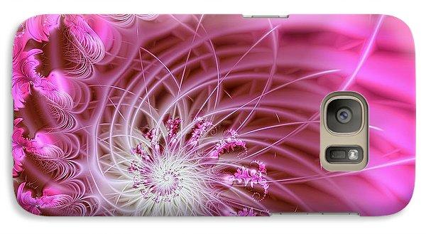 Pink Galaxy S7 Case