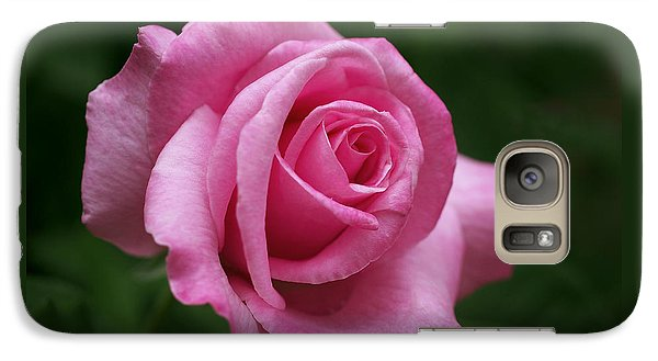 Pink Rose Perfection Galaxy S7 Case