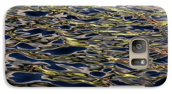 Galaxy Case featuring the photograph Pistachio Waters by Lorenzo Cassina