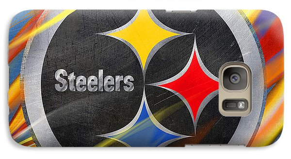 Pittsburgh Steelers Football Galaxy S7 Case