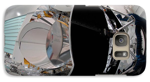 Galaxy Case featuring the photograph Planck Space Observatory Before Launch by Science Source