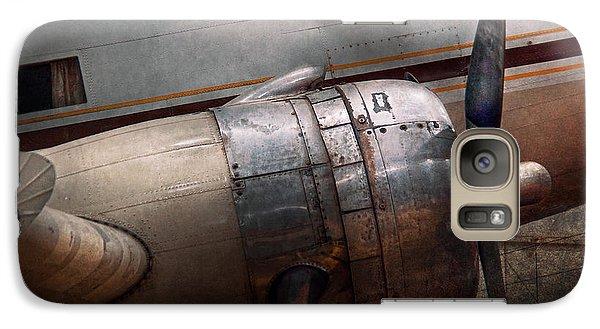 Plane - A Little Rough Around The Edges Galaxy S7 Case