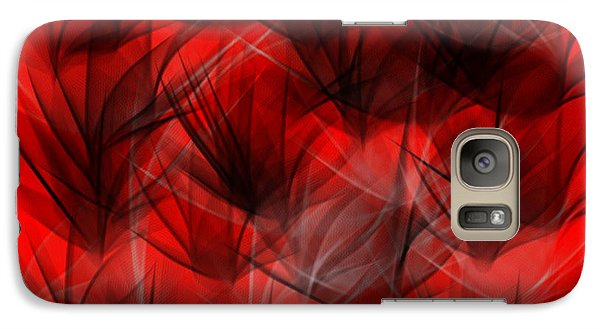 Galaxy Case featuring the digital art Playful  by Gayle Price Thomas