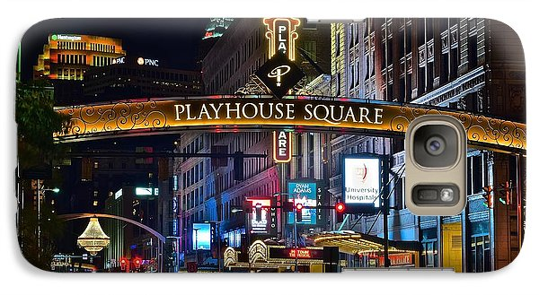 Playhouse Square Galaxy S7 Case