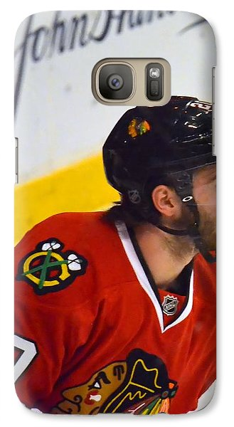 Galaxy Case featuring the photograph Playoff Saad by Melissa Goodrich